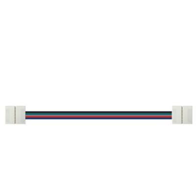 Коннектор для светодиодной ленты Gauss PC291200000 с возможностью изгиба RGBLED-коннекторы<br><br>