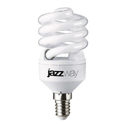 Лампа Jazzway PESL-SF2 15W/840 Е14Спиральные<br>В интернет-магазине «Светодом» можно купить не только люстры и светильники, но и лампочки. В нашем каталоге представлены светодиодные, галогенные, энергосберегающие модели и лампы накаливания. В ассортименте имеются изделия разной мощности, поэтому у нас Вы сможете приобрести все необходимое для освещения.   Лампа Jazzway PESL-SF2 15W/840 Е14 обеспечит отличное качество освещения. При покупке ознакомьтесь с параметрами в разделе «Характеристики», чтобы не ошибиться в выборе. Там же указано, для каких осветительных приборов Вы можете использовать лампу Jazzway PESL-SF2 15W/840 Е14Jazzway PESL-SF2 15W/840 Е14.   Для оформления покупки воспользуйтесь «Корзиной». При наличии вопросов Вы можете позвонить нашим менеджерам по одному из контактных номеров. Мы доставляем заказы в Москву, Екатеринбург и другие города России.<br><br>Тип товара: лампа освещения<br>Цветовая t, К: CW - холодный белый 4000 К<br>Тип лампы: Энергосберегающая<br>Тип цоколя: E14<br>MAX мощность ламп, Вт: 15<br>Диаметр, мм мм: 46<br>Высота, мм: 105