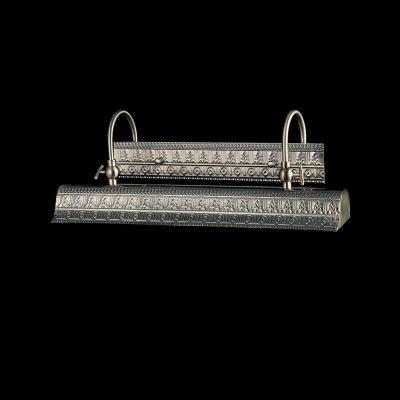 Светильник для картин Maytoni PIC112-22-R Picture 2Для картин<br>В интернет-магазине «Светодом» представлен широкий выбор настенных бра по привлекательной цене. Это качественные товары от популярных мировых производителей. Благодаря большому ассортименту Вы обязательно подберете под свой интерьер наиболее подходящий вариант.  Оригинальное настенное бра Maytoni PIC112-22-R можно использовать для освещения не только гостиной, но и прихожей или спальни. Модель выполнена из современных материалов, поэтому прослужит на протяжении долгого времени. Обратите внимание на технические характеристики, чтобы сделать правильный выбор.  Чтобы купить настенное бра Maytoni PIC112-22-R в нашем интернет-магазине, воспользуйтесь «Корзиной» или позвоните менеджерам компании «Светодом» по указанным на сайте номерам. Мы доставляем заказы по Москве, Екатеринбургу и другим российским городам.<br><br>S освещ. до, м2: 3<br>Тип лампы: накаливания / энергосбережения / LED-светодиодная<br>Тип цоколя: E14<br>Цвет арматуры: бронзовый<br>Количество ламп: 2<br>Ширина, мм: 480<br>Расстояние от стены, мм: 180<br>Высота, мм: 180<br>MAX мощность ламп, Вт: 25