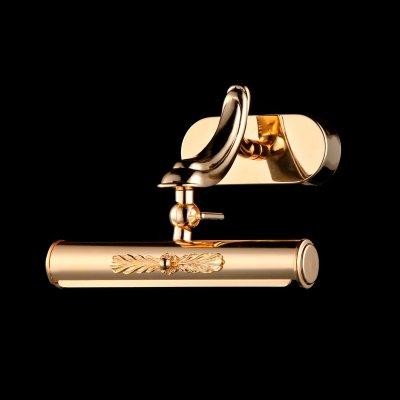 Светильник Maytoni PIC113-01-G Picture 3Для картин/зеркал<br>В интернет-магазине «Светодом» представлен широкий выбор настенных бра по привлекательной цене. Это качественные товары от популярных мировых производителей. Благодаря большому ассортименту Вы обязательно подберете под свой интерьер наиболее подходящий вариант.  Оригинальное настенное бра Maytoni PIC113-01-G можно использовать для освещения не только гостиной, но и прихожей или спальни. Модель выполнена из современных материалов, поэтому прослужит на протяжении долгого времени. Обратите внимание на технические характеристики, чтобы сделать правильный выбор.  Чтобы купить настенное бра Maytoni PIC113-01-G в нашем интернет-магазине, воспользуйтесь «Корзиной» или позвоните менеджерам компании «Светодом» по указанным на сайте номерам. Мы доставляем заказы по Москве, Екатеринбургу и другим российским городам.<br><br>S освещ. до, м2: 1<br>Тип лампы: накаливания / энергосбережения / LED-светодиодная<br>Тип цоколя: E14<br>Количество ламп: 1<br>Ширина, мм: 230<br>MAX мощность ламп, Вт: 25<br>Расстояние от стены, мм: 165<br>Высота, мм: 180<br>Цвет арматуры: золотой