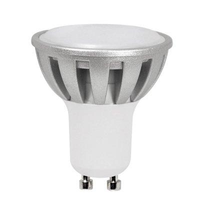 Лампа Jazzway PLED-GU10 7=50w 4000KЗеркальные Gu10<br><br><br>Тип товара: лампа светодиодная LED<br>Цветовая t, К: CW - холодный белый 4000 К<br>Тип цоколя: GU10<br>MAX мощность ламп, Вт: 7<br>Диаметр, мм мм: 50<br>Высота, мм: 59