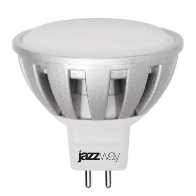 Лампа Jazzway PLED-JCDR 7=50w 2700KЗеркальные MR16 - 5.3<br>В интернет-магазине «Светодом» можно купить не только люстры и светильники, но и лампочки. В нашем каталоге представлены светодиодные, галогенные, энергосберегающие модели и лампы накаливания. В ассортименте имеются изделия разной мощности, поэтому у нас Вы сможете приобрести все необходимое для освещения.   Лампа Jazzway PLED-JCDR 7=50w 2700K  обеспечит отличное качество освещения. При покупке ознакомьтесь с параметрами в разделе «Характеристики», чтобы не ошибиться в выборе. Там же указано, для каких осветительных приборов Вы можете использовать лампу Jazzway PLED-JCDR 7=50w 2700K Jazzway PLED-JCDR 7=50w 2700K .   Для оформления покупки воспользуйтесь «Корзиной». При наличии вопросов Вы можете позвонить нашим менеджерам по одному из контактных номеров. Мы доставляем заказы в Москву, Екатеринбург и другие города России.<br><br>Цветовая t, К: WW - теплый белый 2700-3000 К<br>Тип лампы: LED - светодиодная<br>Тип цоколя: GU5.3 (MR16)<br>MAX мощность ламп, Вт: 7<br>Диаметр, мм мм: 50<br>Высота, мм: 50