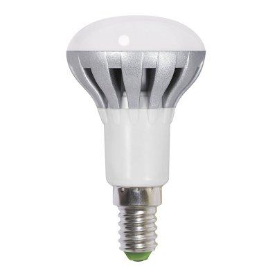 Лампа Jazzway PLED-R63 8=60w 2700K E27Зеркальные E27, E14<br>В интернет-магазине «Светодом» можно купить не только люстры и светильники, но и лампочки. В нашем каталоге представлены светодиодные, галогенные, энергосберегающие модели и лампы накаливания. В ассортименте имеются изделия разной мощности, поэтому у нас Вы сможете приобрести все необходимое для освещения.   Лампа Jazzway PLED-R63 8=60w 2700K E27  обеспечит отличное качество освещения. При покупке ознакомьтесь с параметрами в разделе «Характеристики», чтобы не ошибиться в выборе. Там же указано, для каких осветительных приборов Вы можете использовать лампу Jazzway PLED-R63 8=60w 2700K E27 Jazzway PLED-R63 8=60w 2700K E27 .   Для оформления покупки воспользуйтесь «Корзиной». При наличии вопросов Вы можете позвонить нашим менеджерам по одному из контактных номеров. Мы доставляем заказы в Москву, Екатеринбург и другие города России.<br><br>Цветовая t, К: WW - теплый белый 2700-3000 К<br>Тип лампы: LED - светодиодная<br>Тип цоколя: E27<br>Диаметр, мм мм: 63<br>Высота, мм: 104<br>MAX мощность ламп, Вт: 8