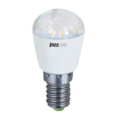 Лампа Jazzway PLED-T26 2w E14 REFR 4000K FROSTЗеркальные E27, E14<br>В интернет-магазине «Светодом» можно купить не только люстры и светильники, но и лампочки. В нашем каталоге представлены светодиодные, галогенные, энергосберегающие модели и лампы накаливания. В ассортименте имеются изделия разной мощности, поэтому у нас Вы сможете приобрести все необходимое для освещения.   Лампа Jazzway PLED-T26 2w E14 REFR 4000K FROST  обеспечит отличное качество освещения. При покупке ознакомьтесь с параметрами в разделе «Характеристики», чтобы не ошибиться в выборе. Там же указано, для каких осветительных приборов Вы можете использовать лампу Jazzway PLED-T26 2w E14 REFR 4000K FROST Jazzway PLED-T26 2w E14 REFR 4000K FROST .   Для оформления покупки воспользуйтесь «Корзиной». При наличии вопросов Вы можете позвонить нашим менеджерам по одному из контактных номеров. Мы доставляем заказы в Москву, Екатеринбург и другие города России.<br><br>Цветовая t, К: 4000<br>Тип лампы: LED - светодиодная<br>Тип цоколя: E14<br>MAX мощность ламп, Вт: 2<br>Диаметр, мм мм: 26<br>Высота, мм: 60<br>Оттенок (цвет): матовый