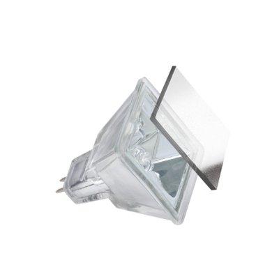 Лампа галогенная Paulmann 83374С отражателем<br>В интернет-магазине «Светодом» можно купить не только люстры и светильники, но и лампочки. В нашем каталоге представлены светодиодные, галогенные, энергосберегающие модели и лампы накаливания. В ассортименте имеются изделия разной мощности, поэтому у нас Вы сможете приобрести все необходимое для освещения.   Лампа Paulmann 83374 обеспечит отличное качество освещения. При покупке ознакомьтесь с параметрами в разделе «Характеристики», чтобы не ошибиться в выборе. Там же указано, для каких осветительных приборов Вы можете использовать лампу Paulmann 83374Paulmann 83374.   Для оформления покупки воспользуйтесь «Корзиной». При наличии вопросов Вы можете позвонить нашим менеджерам по одному из контактных номеров. Мы доставляем заказы в Москву, Екатеринбург и другие города России.<br><br>S освещ. до, м2: до 2<br>Цветовая t, К: 2900<br>Тип лампы: галогенная<br>Тип цоколя: GU5.3 (MR16)<br>Цвет арматуры: Silver<br>Количество ламп: 1<br>Ширина, мм: 37<br>Диаметр, мм мм: 37<br>Длина, мм: 37<br>Высота, мм: 45<br>Оттенок (цвет): серебро<br>MAX мощность ламп, Вт: 35