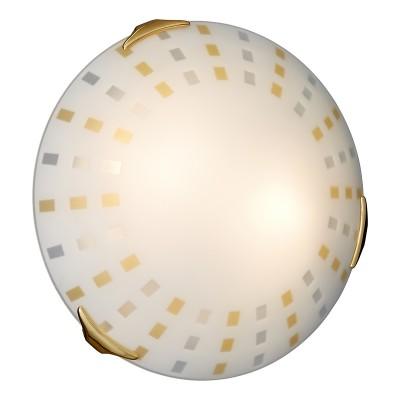 Сонекс QUADRO 163/K настенно-потолочный светильникКруглые<br>Настенно-потолочные светильники – это универсальные осветительные варианты, которые подходят для вертикального и горизонтального монтажа. В интернет-магазине «Светодом» Вы можете приобрести подобные модели по выгодной стоимости. В нашем каталоге представлены как бюджетные варианты, так и эксклюзивные изделия от производителей, которые уже давно заслужили доверие дизайнеров и простых покупателей. <br>Настенно-потолочный светильник Сонекс 163/K станет прекрасным дополнением к основному освещению. Благодаря качественному исполнению и применению современных технологий при производстве эта модель будет радовать Вас своим привлекательным внешним видом долгое время. <br>Приобрести настенно-потолочный светильник Сонекс 163/K можно, находясь в любой точке России.<br><br>S освещ. до, м2: 6<br>Тип лампы: Накаливания / энергосбережения / светодиодная<br>Тип цоколя: E27<br>Количество ламп: 2<br>Диаметр, мм мм: 300<br>Высота, мм: 100<br>MAX мощность ламп, Вт: 60