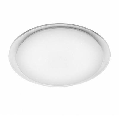 Светильник светодиодный Estares Saturn 60W R-555-SHINY без кантаКруглые<br>Настенно-потолочные светильники – это универсальные осветительные варианты, которые подходят для вертикального и горизонтального монтажа. В интернет-магазине «Светодом» Вы можете приобрести подобные модели по выгодной стоимости. В нашем каталоге представлены как бюджетные варианты, так и эксклюзивные изделия от производителей, которые уже давно заслужили доверие дизайнеров и простых покупателей. <br>Настенно-потолочный светильник Estares R-555-SHINY-no-kant станет прекрасным дополнением к основному освещению. Благодаря качественному исполнению и применению современных технологий при производстве эта модель будет радовать Вас своим привлекательным внешним видом долгое время. <br>Приобрести настенно-потолочный светильник Estares R-555-SHINY-no-kant можно, находясь в любой точке России.<br><br>S освещ. до, м2: 24<br>Тип лампы: LED<br>Диаметр, мм мм: 555<br>Высота, мм: 75<br>MAX мощность ламп, Вт: 60