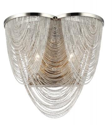 Купить со скидкой Светильник настенный бра Crystal lux ROME AP2 2820/402