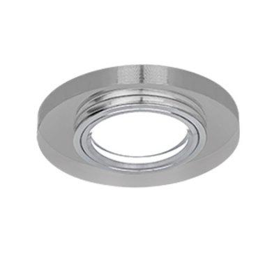 Светильник Gauss Mirror RR002 Круг.Кристал/Хром, Gu5.3Круглые<br>Встраиваемые светильники – популярное осветительное оборудование, которое можно использовать в качестве основного источника или в дополнение к люстре. Они позволяют создать нужную атмосферу атмосферу и привнести в интерьер уют и комфорт.   Интернет-магазин «Светодом» предлагает стильный встраиваемый светильник Gauss Mirror RR002. Данная модель достаточно универсальна, поэтому подойдет практически под любой интерьер. Перед покупкой не забудьте ознакомиться с техническими параметрами, чтобы узнать тип цоколя, площадь освещения и другие важные характеристики.   Приобрести встраиваемый светильник Gauss Mirror RR002 в нашем онлайн-магазине Вы можете либо с помощью «Корзины», либо по контактным номерам. Мы развозим заказы по Москве, Екатеринбургу и остальным российским городам.<br><br>S освещ. до, м2: 3<br>Тип лампы: галогенная/LED<br>Тип цоколя: GU5.3 (MR16)<br>Цвет арматуры: серебристый<br>Количество ламп: 1<br>Диаметр, мм мм: 90<br>Диаметр врезного отверстия, мм: 70<br>Высота, мм: 25<br>MAX мощность ламп, Вт: 50