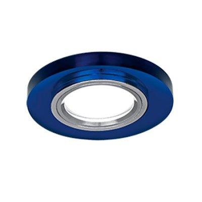 Светильник Gauss Mirror RR004 Круг. Кристал синий/Хром, Gu5.3Круглые<br>Встраиваемые светильники – популярное осветительное оборудование, которое можно использовать в качестве основного источника или в дополнение к люстре. Они позволяют создать нужную атмосферу атмосферу и привнести в интерьер уют и комфорт.   Интернет-магазин «Светодом» предлагает стильный встраиваемый светильник Gauss Mirror RR004. Данная модель достаточно универсальна, поэтому подойдет практически под любой интерьер. Перед покупкой не забудьте ознакомиться с техническими параметрами, чтобы узнать тип цоколя, площадь освещения и другие важные характеристики.   Приобрести встраиваемый светильник Gauss Mirror RR004 в нашем онлайн-магазине Вы можете либо с помощью «Корзины», либо по контактным номерам. Мы развозим заказы по Москве, Екатеринбургу и остальным российским городам.<br><br>S освещ. до, м2: 3<br>Тип лампы: галогенная/LED<br>Тип цоколя: GU5.3 (MR16)<br>Цвет арматуры: серебристый<br>Количество ламп: 1<br>Диаметр, мм мм: 90<br>Диаметр врезного отверстия, мм: 70<br>Высота, мм: 25<br>MAX мощность ламп, Вт: 50
