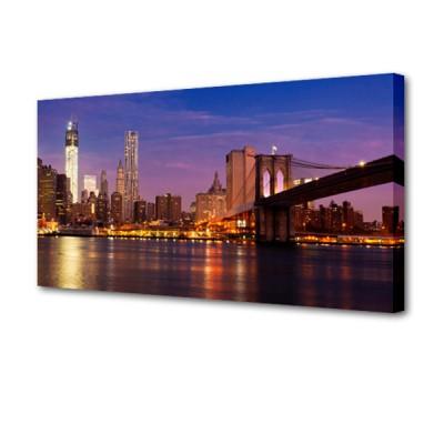 Постер на стену S-4023H ToppostersПостеры на стену<br>Габариты: 50х100х2 см. Состав: Холст, подрамник из МДФ. Упаковка: Защитные уголки и термоусадочная пленка, размер 51х101х2,5 см.<br>