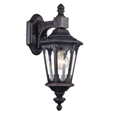 Светильник уличный Maytoni S101-42-01-B OxfordУличные настенные светильники<br>Обеспечение качественного уличного освещения – важная задача для владельцев коттеджей. Компания «Светодом» предлагает современные светильники, которые порадуют Вас отличным исполнением. В нашем каталоге представлена продукция известных производителей, пользующихся популярностью благодаря высокому качеству выпускаемых товаров.   Уличный светильник Maytoni S101-42-01-B не просто обеспечит качественное освещение, но и станет украшением Вашего участка. Модель выполнена из современных материалов и имеет влагозащитный корпус, благодаря которому ей не страшны осадки.   Купить уличный светильник Maytoni S101-42-01-B, представленный в нашем каталоге, можно с помощью онлайн-формы для заказа. Чтобы задать имеющиеся вопросы, звоните нам по указанным телефонам.<br><br>Тип лампы: Накаливания / энергосбережения / светодиодная<br>Тип цоколя: E27<br>Цвет арматуры: черный<br>Количество ламп: 1<br>Диаметр, мм мм: 163<br>Высота, мм: 425<br>MAX мощность ламп, Вт: 60