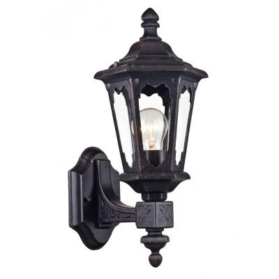 Светильник уличный Maytoni S101-42-11-B OxfordНастенные<br>Обеспечение качественного уличного освещения – важная задача для владельцев коттеджей. Компания «Светодом» предлагает современные светильники, которые порадуют Вас отличным исполнением. В нашем каталоге представлена продукция известных производителей, пользующихся популярностью благодаря высокому качеству выпускаемых товаров.   Уличный светильник Maytoni S101-42-11-B не просто обеспечит качественное освещение, но и станет украшением Вашего участка. Модель выполнена из современных материалов и имеет влагозащитный корпус, благодаря которому ей не страшны осадки.   Купить уличный светильник Maytoni S101-42-11-B, представленный в нашем каталоге, можно с помощью онлайн-формы для заказа. Чтобы задать имеющиеся вопросы, звоните нам по указанным телефонам.<br><br>Тип лампы: Накаливания / энергосбережения / светодиодная<br>Тип цоколя: E27<br>Количество ламп: 1<br>MAX мощность ламп, Вт: 60<br>Диаметр, мм мм: 163<br>Высота, мм: 425<br>Цвет арматуры: черный