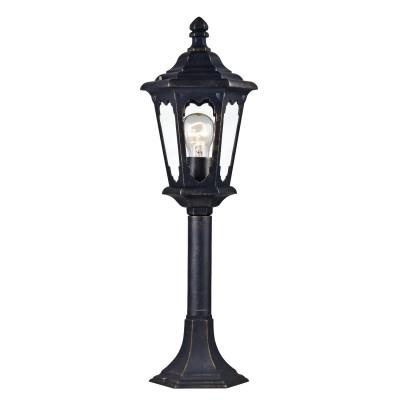 Светильник уличный Maytoni S101-60-31-R OxfordОдиночные фонари<br><br><br>Тип товара: Фонарь уличный столб<br>Тип лампы: Накаливания / энергосбережения / светодиодная<br>Тип цоколя: E27<br>Количество ламп: 1<br>MAX мощность ламп, Вт: 60<br>Диаметр, мм мм: 163<br>Высота, мм: 600<br>Цвет арматуры: бронзовый