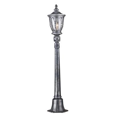 Светильник Maytoni S103-119-51-BОдиночные столбы<br>Обеспечение качественного уличного освещения – важная задача для владельцев коттеджей. Компания «Светодом» предлагает современные светильники, которые порадуют Вас отличным исполнением. В нашем каталоге представлена продукция известных производителей, пользующихся популярностью благодаря высокому качеству выпускаемых товаров.   Уличный светильник Maytoni S103-119-51-B не просто обеспечит качественное освещение, но и станет украшением Вашего участка. Модель выполнена из современных материалов и имеет влагозащитный корпус, благодаря которому ей не страшны осадки.   Купить уличный светильник Maytoni S103-119-51-B, представленный в нашем каталоге, можно с помощью онлайн-формы для заказа. Чтобы задать имеющиеся вопросы, звоните нам по указанным телефонам.<br><br>Тип лампы: Накаливания / энергосбережения / светодиодная<br>Тип цоколя: E27<br>Количество ламп: 1<br>Диаметр, мм мм: 230<br>Высота, мм: 1167<br>MAX мощность ламп, Вт: 100