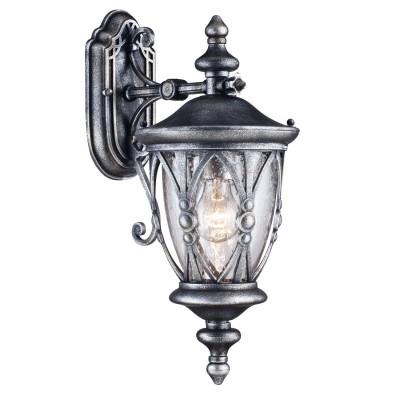 Светильник уличный Maytoni S103-48-01-BНастенные<br>Обеспечение качественного уличного освещения – важная задача для владельцев коттеджей. Компания «Светодом» предлагает современные светильники, которые порадуют Вас отличным исполнением. В нашем каталоге представлена продукция известных производителей, пользующихся популярностью благодаря высокому качеству выпускаемых товаров.   Уличный светильник Maytoni S103-48-01-B не просто обеспечит качественное освещение, но и станет украшением Вашего участка. Модель выполнена из современных материалов и имеет влагозащитный корпус, благодаря которому ей не страшны осадки.   Купить уличный светильник Maytoni S103-48-01-B, представленный в нашем каталоге, можно с помощью онлайн-формы для заказа. Чтобы задать имеющиеся вопросы, звоните нам по указанным телефонам. Мы доставим Ваш заказ не только в Москву и Екатеринбург, но и другие города.<br><br>Тип лампы: Накаливания / энергосбережения / светодиодная<br>Тип цоколя: E27<br>Количество ламп: 1<br>MAX мощность ламп, Вт: 60<br>Диаметр, мм мм: 273<br>Высота, мм: 465