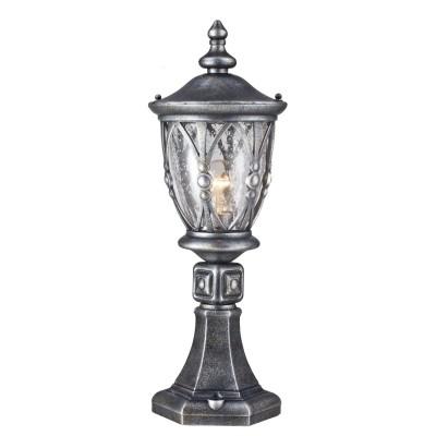 Светильник Maytoni S103-59-31-B Rua AugustaУличные светильники-столбы<br>Обеспечение качественного уличного освещения – важная задача для владельцев коттеджей. Компания «Светодом» предлагает современные светильники, которые порадуют Вас отличным исполнением. В нашем каталоге представлена продукция известных производителей, пользующихся популярностью благодаря высокому качеству выпускаемых товаров. <br> Уличный светильник Maytoni S103-59-31-B не просто обеспечит качественное освещение, но и станет украшением Вашего участка. Модель выполнена из современных материалов и имеет влагозащитный корпус, благодаря которому ей не страшны осадки. <br> Купить уличный светильник Maytoni S103-59-31-B, представленный в нашем каталоге, можно с помощью онлайн-формы для заказа. Чтобы задать имеющиеся вопросы, звоните нам по указанным телефонам.<br><br>Тип лампы: Накаливания / энергосбережения / светодиодная<br>Тип цоколя: E27<br>Количество ламп: 1<br>Диаметр, мм мм: 205<br>Высота, мм: 565<br>MAX мощность ламп, Вт: 60