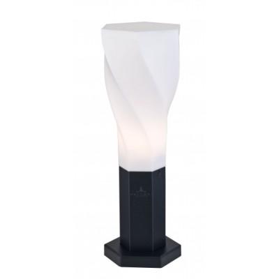 Светильник Maytoni S106-40-31-BФонари на столб<br>Обеспечение качественного уличного освещения – важная задача для владельцев коттеджей. Компания «Светодом» предлагает современные светильники, которые порадуют Вас отличным исполнением. В нашем каталоге представлена продукция известных производителей, пользующихся популярностью благодаря высокому качеству выпускаемых товаров.   Уличный светильник Maytoni S106-40-31-B не просто обеспечит качественное освещение, но и станет украшением Вашего участка. Модель выполнена из современных материалов и имеет влагозащитный корпус, благодаря которому ей не страшны осадки.   Купить уличный светильник Maytoni S106-40-31-B, представленный в нашем каталоге, можно с помощью онлайн-формы для заказа. Чтобы задать имеющиеся вопросы, звоните нам по указанным телефонам. Мы доставим Ваш заказ не только в Москву и Екатеринбург, но и другие города.<br><br>Тип лампы: Накаливания / энергосбережения / светодиодная<br>Тип цоколя: E27<br>Ширина, мм: 123<br>MAX мощность ламп, Вт: 11<br>Высота, мм: 400<br>Цвет арматуры: черный