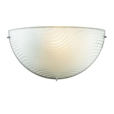 Сонекс SANDI 1209 Настенный светильник браСовременные<br><br><br>Тип лампы: Накаливания / энергосбережения / светодиодная<br>Тип цоколя: E27<br>Количество ламп: 1<br>Ширина, мм: 300<br>MAX мощность ламп, Вт: 60<br>Расстояние от стены, мм: 100<br>Высота, мм: 150