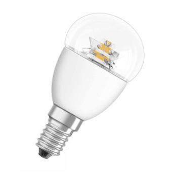 Лампа светодиодная OSRAM шар SCLP40 6W/827 220-240VFR E14В виде шарика<br>В интернет-магазине «Светодом» можно купить не только люстры и светильники, но и лампочки. В нашем каталоге представлены светодиодные, галогенные, энергосберегающие модели и лампы накаливания. В ассортименте имеются изделия разной мощности, поэтому у нас Вы сможете приобрести все необходимое для освещения.   Лампа OSRAM шар SCLP40 6W/827 220-240VFR E14 обеспечит отличное качество освещения. При покупке ознакомьтесь с параметрами в разделе «Характеристики», чтобы не ошибиться в выборе. Там же указано, для каких осветительных приборов Вы можете использовать лампу OSRAM шар SCLP40 6W/827 220-240VFR E14OSRAM шар SCLP40 6W/827 220-240VFR E14.   Для оформления покупки воспользуйтесь «Корзиной». При наличии вопросов Вы можете позвонить нашим менеджерам по одному из контактных номеров. Мы доставляем заказы в Москву, Екатеринбург и другие города России.<br><br>Тип лампы: LED<br>Тип цоколя: E14<br>MAX мощность ламп, Вт: 6