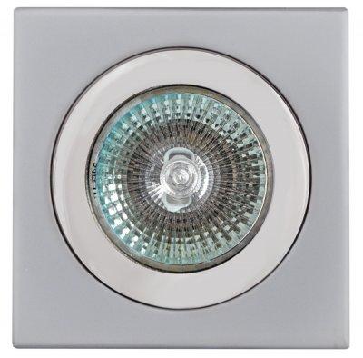 Светильник галогенный SD-136 XT MR16, квадрат с внутренним кругом, перл.никель+хромКвадратные<br>Встраиваемые светильники – популярное осветительное оборудование, которое можно использовать в качестве основного источника или в дополнение к люстре. Они позволяют создать нужную атмосферу атмосферу и привнести в интерьер уют и комфорт.   Интернет-магазин «Светодом» предлагает стильный встраиваемый светильник Degran SD-136 XT MR16, квадрат с внутренним кругом, перл.никель+хром. Данная модель достаточно универсальна, поэтому подойдет практически под любой интерьер. Перед покупкой не забудьте ознакомиться с техническими параметрами, чтобы узнать тип цоколя, площадь освещения и другие важные характеристики.   Приобрести встраиваемый светильник Degran SD-136 XT MR16, квадрат с внутренним кругом, перл.никель+хром в нашем онлайн-магазине Вы можете либо с помощью «Корзины», либо по контактным номерам. Мы развозим заказы по Москве, Екатеринбургу и остальным российским городам.<br><br>S освещ. до, м2: 3<br>Тип лампы: галогенная<br>Тип цоколя: GU5.3 (MR16)<br>Количество ламп: 1<br>MAX мощность ламп, Вт: 50<br>Диаметр, мм мм: 82<br>Диаметр врезного отверстия, мм: 75<br>Цвет арматуры: серебристый
