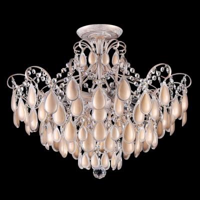 Фото #1: Светильник потолочный Crystal lux SEVILIA PL6 GOLD 2940/106
