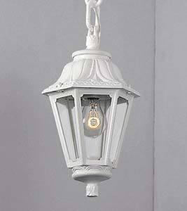 Светильник Fumagalli ANNA SICHEM E22.120.000.WX E27Подвесные<br><br><br>Крепление: Подвес на цепи<br>Тип товара: светильник уличный<br>Тип цоколя: E27<br>Ширина, мм: 220<br>MAX мощность ламп, Вт: 60<br>Диаметр, мм мм: 220<br>Высота, мм: 800<br>Оттенок (цвет): Прозрачный<br>Цвет арматуры: Белый