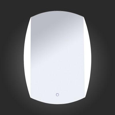 St Luce SL030.121.01 СветильникЗеркало с подсветкой <br>Если Вы настроены купить светильник модели SL03012101, то обратите внимание: Зеркала коллекции Speculo имеют LED подсветку и сенсорный выключатель. Это удобно в использовании, экономично и эстетично. Высокое качество исполнения, современный стиль, надежная конструкция, возможность монтажа зеркала в вертикальной и горизонтальной ориентации- вот основные достоинства моделей коллекции Speculo . Эти изделия прекрасно дополнят интерьер ванной комнаты, спальни , гостиной и прихожей.<br><br>Цветовая t, К: 4000<br>Тип лампы: LED<br>Тип цоколя: LED<br>Ширина, мм: 500<br>Высота, мм: 700<br>MAX мощность ламп, Вт: 35