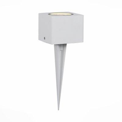 SL097.505.01 Светильник уличный наземный ST Luce Белый/Прозрачный LED 1*8WОжидается<br>Если Вы настроены купить светильник модели SL09750501, то обратите внимание: Минималистичный светильник коллекции Pedana предназначен для установки на земле, вдоль дорожек, площадок или на стену здания. Алюминиевый корпус окрашен в чёрный цвет. Светильник имеет степень защиты IP65. Источник света LED.<br>