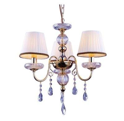 Светильник подвесной St luce SL115.203.03Архив<br><br><br>S освещ. до, м2: 12<br>Тип лампы: накаливания / энергосбережения / LED-светодиодная<br>Тип цоколя: E14<br>Количество ламп: 3<br>Ширина, мм: 520<br>MAX мощность ламп, Вт: 60<br>Длина, мм: 520<br>Высота, мм: 400 - 520<br>Оттенок (цвет): золотой<br>Цвет арматуры: French gold Позолоченный