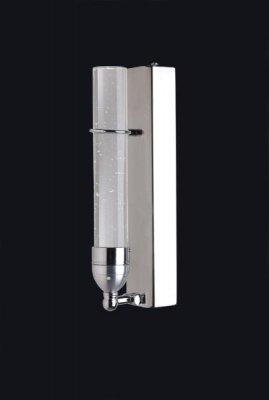 Светильник настенный St luce SL215.101.01Архив<br>В интернет-магазине «Светодом» представлен широкий выбор настенных бра по привлекательной цене. Это качественные товары от популярных мировых производителей. Благодаря большому ассортименту Вы обязательно подберете под свой интерьер наиболее подходящий вариант.  Оригинальное настенное бра St luce SL215.101.01 можно использовать для освещения не только гостиной, но и прихожей или спальни. Модель выполнена из современных материалов, поэтому прослужит на протяжении долгого времени. Обратите внимание на технические характеристики, чтобы сделать правильный выбор.  Чтобы купить настенное бра St luce SL215.101.01 в нашем интернет-магазине, воспользуйтесь «Корзиной» или позвоните менеджерам компании «Светодом» по указанным на сайте номерам. Мы доставляем заказы по Москве, Екатеринбургу и другим российским городам.<br><br>Цветовая t, К: белый<br>Тип лампы: LED - светодиодная<br>Тип цоколя: LED<br>Цвет арматуры: серебристый хром<br>Ширина, мм: 52<br>Длина, мм: 90<br>Высота, мм: 255<br>Оттенок (цвет): серебристый