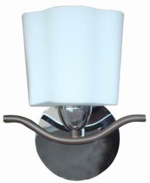 Светильник St luce SL300.801.01Архив<br><br><br>S освещ. до, м2: 4<br>Тип лампы: накаливания / энергосбережения / LED-светодиодная<br>Тип цоколя: E14<br>Цвет арматуры: Хром+Венге<br>Количество ламп: 1<br>Ширина, мм: 190<br>Длина, мм: 170<br>Высота, мм: 240<br>Оттенок (цвет): под дерево<br>MAX мощность ламп, Вт: 60