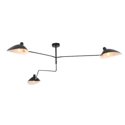 Светильник потолочный SL305.402.03 St luceОжидается<br><br><br>Тип цоколя: E27<br>Количество ламп: 3<br>MAX мощность ламп, Вт: 60