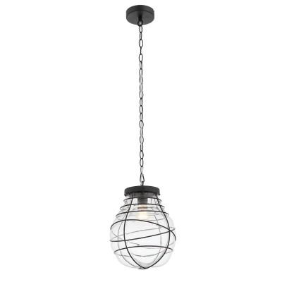 Подвес SL321.403.01 St luceодиночные подвесные светильники<br><br><br>Тип лампы: Накаливания / энергосбережения / светодиодная<br>Тип цоколя: E27<br>Цвет арматуры: черный<br>Количество ламп: 1<br>Диаметр, мм мм: 250<br>Высота полная, мм: 1200<br>Высота, мм: 350<br>Поверхность арматуры: матовая<br>Оттенок (цвет): черный<br>MAX мощность ламп, Вт: 60