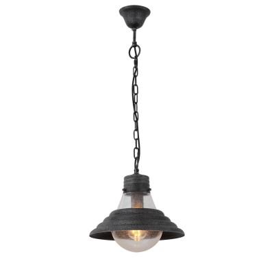 Светильник подвесной St luce SL341.103.01Одиночные<br>В дизайне светильников коллекции Suola смешались индустриальная простота и винтажная декоративность .Тем не менее, это современная модель, которая будет уместна в урбанистическом интерьере.Модели Suola предназначены для зонального света, для небольших помещений  прихожих или гардеробных, а также для персонального освещения рабочего стола , барной стойки или столика кафе. Светильники могут  быть укомплектованы лампами накаливания, энергосберегающими, светодиодными.<br><br>Крепление: Крюк<br>Тип лампы: накаливания / энергосбережения / LED-светодиодная<br>Тип цоколя: E27<br>Количество ламп: 1<br>MAX мощность ламп, Вт: 60<br>Диаметр, мм мм: 320<br>Высота, мм: 1200