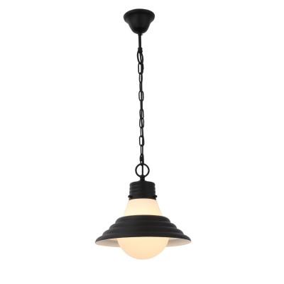 Светильник подвесной St luce SL341.403.01Одиночные<br>В дизайне светильников коллекции Suola смешались индустриальная простота и винтажная декоративность .Тем не менее, это современная модель, которая будет уместна в урбанистическом интерьере.Модели Suola предназначены для зонального света, для небольших помещений  прихожих или гардеробных, а также для персонального освещения рабочего стола , барной стойки или столика кафе. Светильники могут  быть укомплектованы лампами накаливания, энергосберегающими, светодиодными.<br><br>Крепление: Крюк<br>Тип лампы: накаливания / энергосбережения / LED-светодиодная<br>Тип цоколя: E27<br>Количество ламп: 1<br>MAX мощность ламп, Вт: 60<br>Диаметр, мм мм: 320<br>Высота, мм: 1200