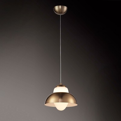 Светильник St Luce SL345.303.01Одиночные<br><br><br>Тип товара: Подвесной светильник<br>Цветовая t, К: 4000<br>Тип лампы: LED<br>Количество ламп: 1<br>MAX мощность ламп, Вт: 5<br>Диаметр, мм мм: 220<br>Высота, мм: 1200