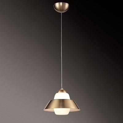 Светильник St Luce SL345.313.01Одиночные<br><br><br>Тип товара: Подвесной светильник<br>Цветовая t, К: 4000<br>Тип лампы: LED<br>Тип цоколя: LED<br>Количество ламп: 1