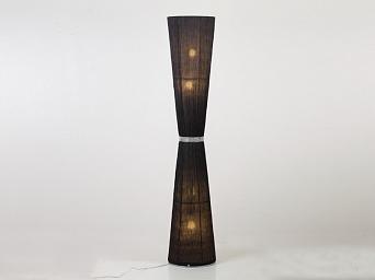 Торшер St luce SL353.405.04Из ткани<br>Касаемо коллекции модели St luce SL353.405.04 хотелось бы отметить основные моменты: Изысканным украшением интерьера станут торшеры серии Treccia. В торшерах используется жатый шелк со специальной пропиткой, не выцветающий под воздействием температуры. В центре торшер обвит изящным металличемким браслетом, усыпанным стразами.<br><br>S освещ. до, м2: 10<br>Тип лампы: накаливания / энергосбережения / LED-светодиодная<br>Тип цоколя: E27<br>Цвет арматуры: черный<br>Количество ламп: 4<br>Ширина, мм: 300<br>Диаметр, мм мм: 300<br>Длина, мм: 300<br>Высота, мм: 1600<br>Поверхность арматуры: матовая<br>Оттенок (цвет): черный<br>MAX мощность ламп, Вт: 40