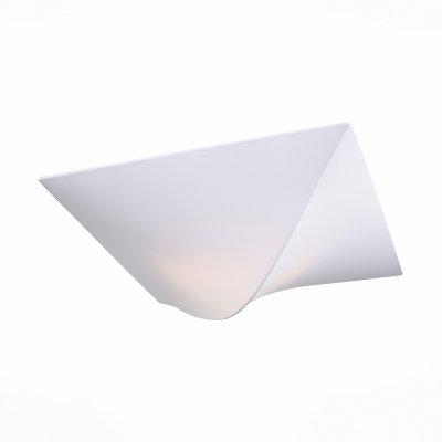 Светильник St Luce SL360.502.04Квадратные<br>Если Вы настроены купить светильник модели SL36050204, то обратите внимание: Футуристические потолочные светильники коллекции Tonico, выполненные в стиле минимализм, способны преобразить освещаемое пространство. Модели имеют разную геометрическую форму основания, которое представлено металлическим каркасом и натянутым на него абажуром из белой ткани. Светильники коллекции Tonico уместны для организации освещения частного дома, а также будут хорошо смотреться в кафе, ресторане, гостинице.<br><br>S освещ. до, м2: 12<br>Тип лампы: Накаливания / энергосбережения / светодиодная<br>Тип цоколя: E27<br>Количество ламп: 4<br>Ширина, мм: 600<br>MAX мощность ламп, Вт: 60<br>Длина, мм: 600<br>Высота, мм: 180