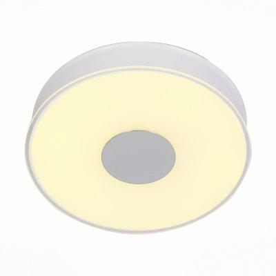 SL473.052.01 Светильник потолочный ST Luce АлюминиевыйБелый LED 1*18WОжидается<br>Если Вы настроены купить светильник модели SL47305201, то обратите внимание: Модели коллекции Semplicita относятся к классу универсальных светильников, которые можно закреплять и на стене, и на любой плоской поверхности. Основание светильников выполнено из металла цвета серебра. Стеклянный плафон мягко рассеивает свет от светодиодного источника. Люстры Semplicita гармонично впишутся в гостиную, спальню, коридор, кухню или ванную комнату , пространство которых имеет черты минималистического стиля.<br>