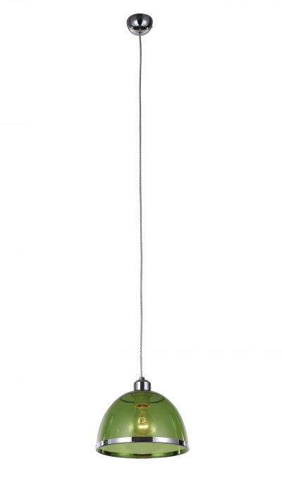 Светильник подвесной St luce SL481.703.01Одиночные<br>Если Вы настроены купить светильник модели SL48170301, то обратите внимание: Светильники коллекции Letizia безупречны в своем внешнем великолепии и техническом совершенстве. Дизайн предельно лаконичен. Основание и декоративный ободок на плафоне выполнены из металла, окрашенного в цвет хром, а плафон изготовлен из прозрачного стекла.Изюминка коллекции – сочетание простой классической формы и яркого дизайна.Цветовая гамма на любой вкус : прозрачное «стекло», жемчужный металлик, черный, красный, зеленый и фиолетовый. Модели коллекции Letizia гармонично подчеркивают уникальность и строгого классического интерьера, и современный дизайн.<br><br>S освещ. до, м2: 3<br>Крепление: на планку<br>Тип лампы: накаливания / энергосбережения / LED-светодиодная<br>Тип цоколя: E27<br>Цвет арматуры: серебристый хром<br>Количество ламп: 1<br>Диаметр, мм мм: 230<br>Высота, мм: 1200<br>Поверхность арматуры: глянцевая<br>MAX мощность ламп, Вт: 60