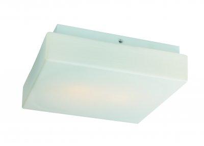 Светильник St luce SL503.502.02Квадратные<br>Касаемо коллекции модели St luce SL503.502.02 хотелось бы отметить основные моменты: Ванная комната это помещение с повышенной температурой и влажностью. поэтому специалисты рекомендуют устанавливать там влагозащитные светильники и быть уверенными в том, что они прослужат долго и безопасно. Данная практика стала повсеместной у европейских пользователей. Светильники для ванных комнат коллекции Bango имеют степень влагозащиты IP44. Основания выполнены из металла с покрытием белого цвета или хромированы. Плафоны выполнены из стекла.<br><br>S освещ. до, м2: 8<br>Крепление: планка<br>Тип лампы: накаливания / энергосбережения / LED-светодиодная<br>Тип цоколя: E27<br>Количество ламп: 2<br>Ширина, мм: 310<br>MAX мощность ламп, Вт: 60<br>Длина, мм: 310<br>Высота, мм: 90<br>Поверхность арматуры: матовая<br>Оттенок (цвет): белый<br>Цвет арматуры: белый