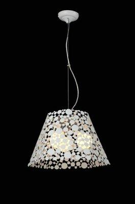Светильник подвесной St luce SL509.503.03Одиночные<br><br><br>Тип товара: Светильник подвесной<br>Тип лампы: накаливания / энергосбережения / LED-светодиодная<br>Тип цоколя: E27<br>Количество ламп: 3<br>Ширина, мм: 470<br>MAX мощность ламп, Вт: 60<br>Длина, мм: 470<br>Высота, мм: 1400<br>Оттенок (цвет): белый<br>Цвет арматуры: белый