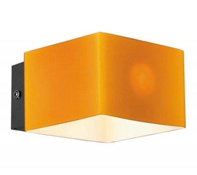 Светильник St luce SL536.091.01Хай-тек<br>Касаемо коллекции модели St luce SL536.091.01 хотелось бы отметить основные моменты: Оригинальные светильники коллекции Concreto украсят современный интерьер в стиле хай-тек, минимализм, лофт, постмодерн. Это отличный вариант для освещения комнаты, кабинета или офисного помещения. Благодаря модным контрастным сочетаниям цветов, светильники станут яркой деталью интерьера. Основание выполнено из металла, плафоны стеклянные.<br><br>S освещ. до, м2: 2<br>Крепление: планка<br>Тип лампы: галогенная / LED-светодиодная<br>Тип цоколя: G9<br>Количество ламп: 1<br>Ширина, мм: 102<br>MAX мощность ламп, Вт: 40<br>Длина, мм: 70<br>Расстояние от стены, мм: 70<br>Высота, мм: 102<br>Поверхность арматуры: матовая<br>Оттенок (цвет): янтарный<br>Цвет арматуры: желтый