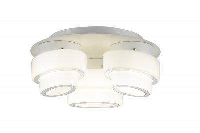 Люстра потолочная St luce SL546.502.03 OvaleПотолочные<br>Если Вы настроены купить светильник модели SL54650203, то обратите внимание: Люстра коллекции Ovale -стильная композиция, которую по достоинству оценят те, кто предпочитает смелые и высокотехнологичные решения в дизайне. Конструкция представляет собой сочетание стеклянных цилиндров разного диаметра и металла, окрашенного в белый цвет. В качестве источника света в моделях Ovale используются светодиодные лампы.<br>Потолочные светильники коллекции Ovale наполняют пространство равномерным мягким светом. Они станут акцентом в минималистический интерьере, оформленном в стиле техно или хай - тек.<br><br>Установка на натяжной потолок: Да<br>S освещ. до, м2: 5<br>Крепление: Планка<br>Тип лампы: LED - светодиодная<br>Тип цоколя: LED<br>Количество ламп: 3<br>MAX мощность ламп, Вт: 12<br>Диаметр, мм мм: 420<br>Высота, мм: 180<br>Поверхность арматуры: матовая<br>Цвет арматуры: белый