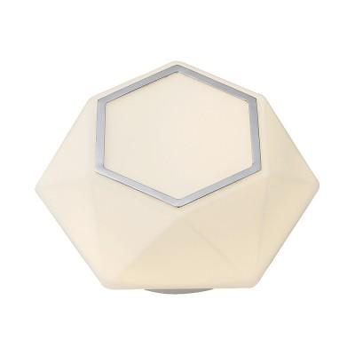 Светильник St Luce SL558.052.01Потолочные<br>Если Вы настроены купить светильник модели SL55805201, то обратите внимание: Потолочные светильники коллекции Apertura очаровывают своей простотой и умиротворенностью. Матовая белая поверхность стеклянных плафонов смягчает и направляет световой поток, который заливает тёплым светом окружающее пространство. Изящное металлическое основание , окрашенное в цвет матового никеля, не отвлекает внимание от плафона необычной формы. Светильники коллекции Apertura могут использоваться в групповых композициях, а также с их помощью удобно зонировать пространство. Они уместны как в домашних интерьерах, так и для освещения общественных мест. Светильник имеет возможность регулировать отенки и силу светового потока<br><br>S освещ. до, м2: 5<br>Цветовая t, К: 3000/4000/6000<br>Тип лампы: LED<br>Тип цоколя: LED<br>MAX мощность ламп, Вт: 12<br>Диаметр, мм мм: 260<br>Высота, мм: 150<br>Цвет арматуры: серебристый