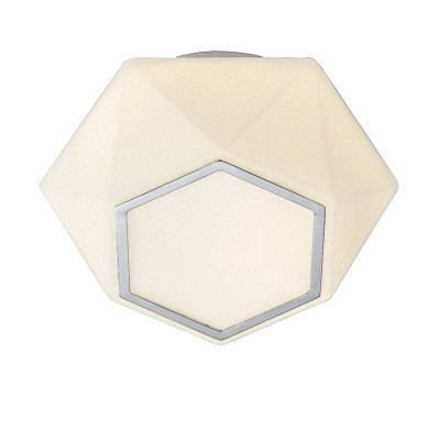 Светильник St Luce SL558.502.01Потолочные<br><br><br>S освещ. до, м2: 10<br>Цветовая t, К: 3000/4000/6000<br>Тип лампы: LED<br>Тип цоколя: LED<br>MAX мощность ламп, Вт: 24<br>Диаметр, мм мм: 350<br>Высота, мм: 160<br>Цвет арматуры: серебристый