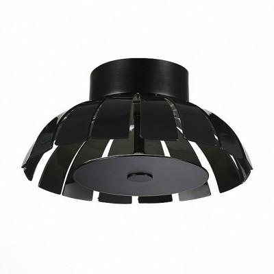 Светильник St Luce SL559.703.01Потолочные<br>Если Вы настроены купить светильник модели SL55970301, то обратите внимание: Оригинальным дизайнерским решением люстр Corto стало нестандартное исполнение абажура. Свет, проникающий через акриловые пластины плафона, наполняет пространство фантастическими цветовыми и световыми узорами. Благодаря изысканной простоте и строгим линиям эти модели могут стать композиционным центром интерьера в стиле минимализм.<br><br>Установка на натяжной потолок: Да<br>S освещ. до, м2: 12<br>Цветовая t, К: 4000<br>Тип лампы: LED<br>Тип цоколя: LED<br>Количество ламп: 1<br>Диаметр, мм мм: 280<br>Высота, мм: 120<br>MAX мощность ламп, Вт: 30