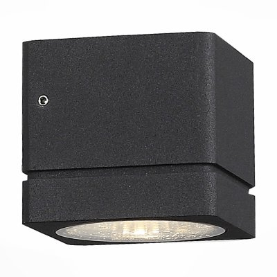 SL563.401.01 Светильник уличный настенный ST Luce Черный/Прозрачный LED 1*8WОжидается<br><br>